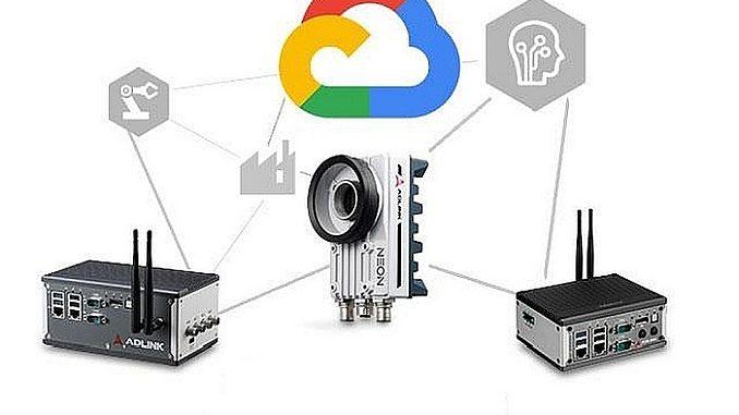 Edge et Cloud Computing par Adlink.