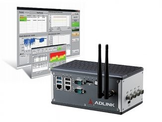 Solution MCM de Adlink pour surveillance machines.