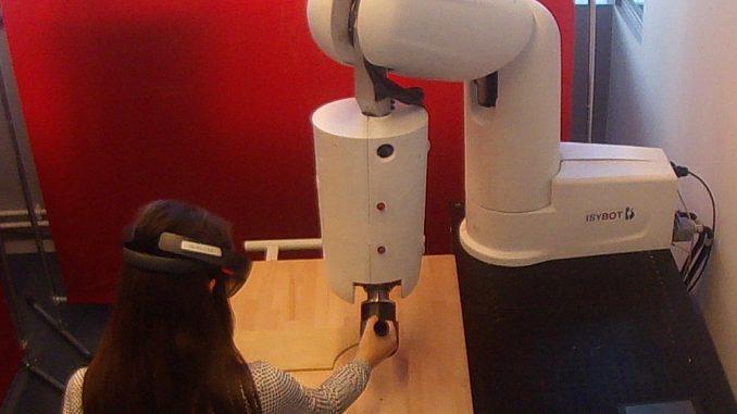 Programmation de robot par apprentissage par Susana Sánchez Restrepo.