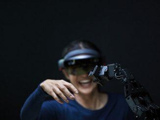 Robot et réalité augmentée.