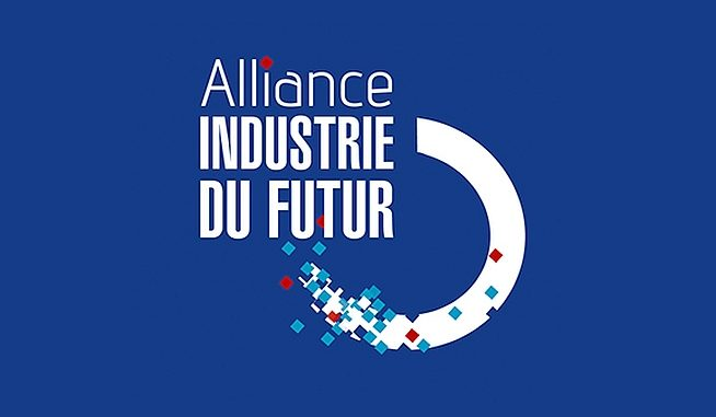 Logo Alliance Industrie du futur.