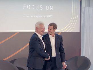 Création de la joint-venture Focus-On par Krohne et Samson.