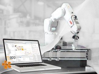 """Offre intégrée """"Machine-Centric Robotics"""" de robots d'ABB et des automatismes de B&R.."""