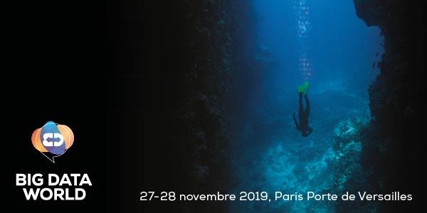Big Data World Paris 2019