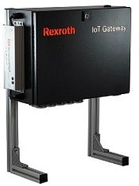 Passerelle IoT Gateway de Bosch Rexroth en rack.