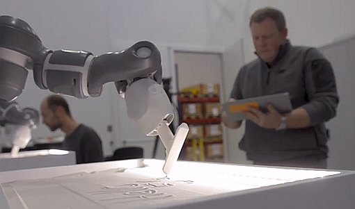 Robot YuMi ABB