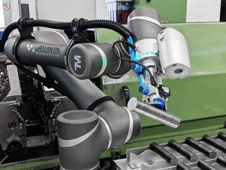 Robot collaboratif TechMan