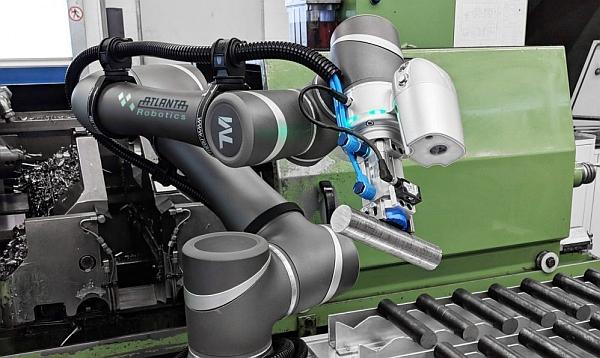 Robot collaboratif TechMan