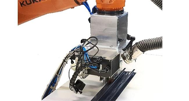 Solution de soudage de pièces en composites thermoplastiques ISW (Innovative Solutions for Welding) conçue par Groupe Institut de Soudure et Arkema.