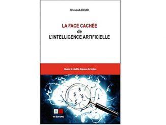 Livre «La face cachée de l'intelligence artificielle» de Boussad Addad