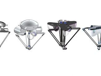 Robots Delta de Codian Robotics