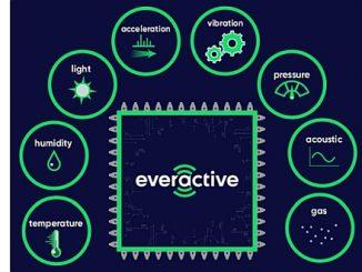 Capteurs IoT Everactive