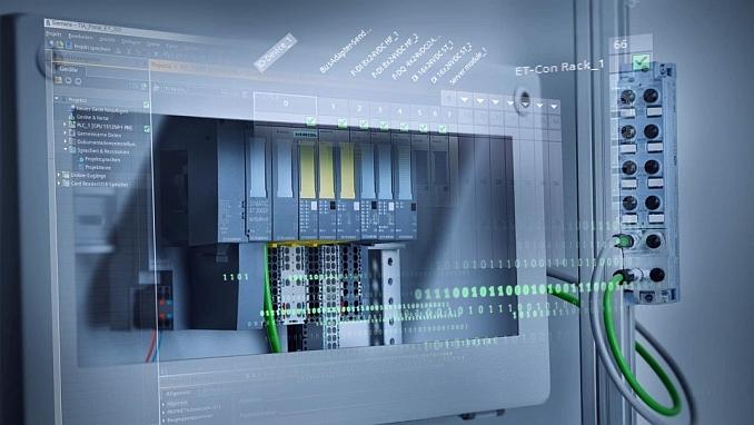 Entrées/sorties de la gamme Simatic ET 200 de Siemens