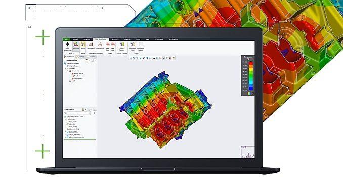 Creo Ansys Simulation de PTC et Ansys