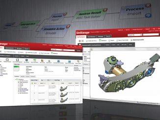 solution logicielle SimManager de MSC Software