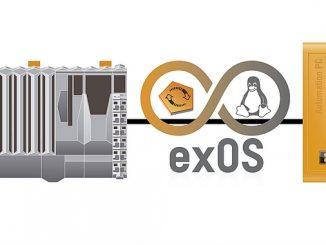 Le système d'exploitation Linux exOS de B&R