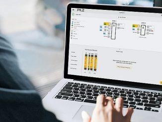 Outil de configuration en ligne myPNOZ Creator de Pilz