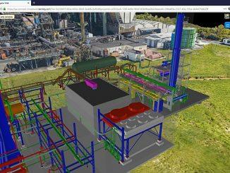 PlantSight, la solution de création d'un jumeau numérique de Siemens et Bentley