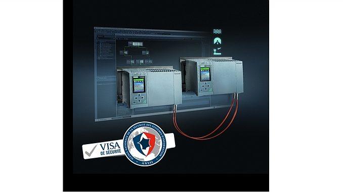 Gamme d'automates Simatic S7-1500 de Siemens Qualification ANSSI