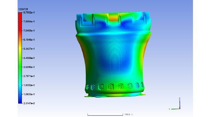 Logiciel de simulation pour fabrication additive d'Ansys