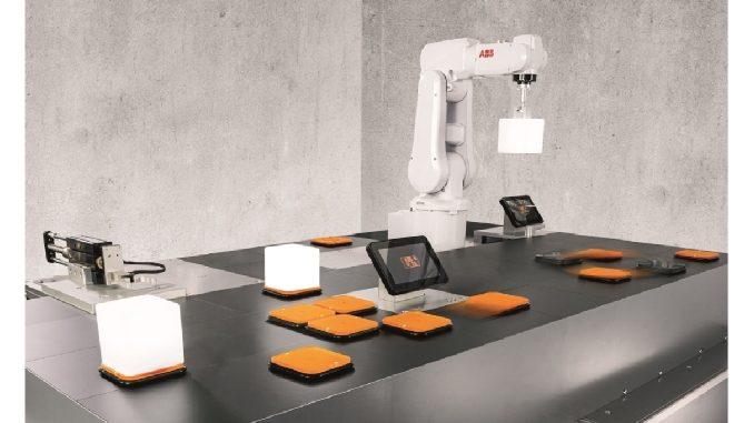 Système de convoyage Acopos 6D de B&R Automation