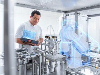 Logiciel Simatic Robot Integrator de Siemens