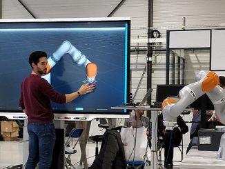 Logiciel de programmation de robots Fuzzy Studio