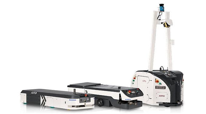 Offre AMR d'Asti Robotics