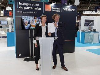 Partenariat stratégique entre Siemens et Orange Business Services