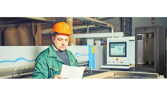 Plateforme d'Edge Computing de Stratus intégrée aux solutions EcoStruxure Micro Data Center de Schneider Electric.